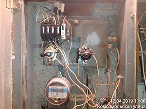 Профессиональные услуги электрика Новосибирск, недорого